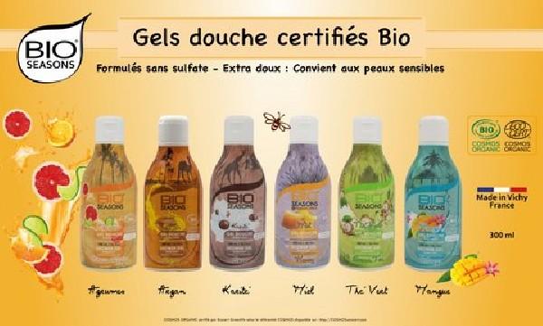 Gel douche extra doux - Teste&#769; sur peaux sensibles Formule&#769; sans sulfate et sans parabe&#768;ne<br /> <br /> Parfum 100% origine naturelle